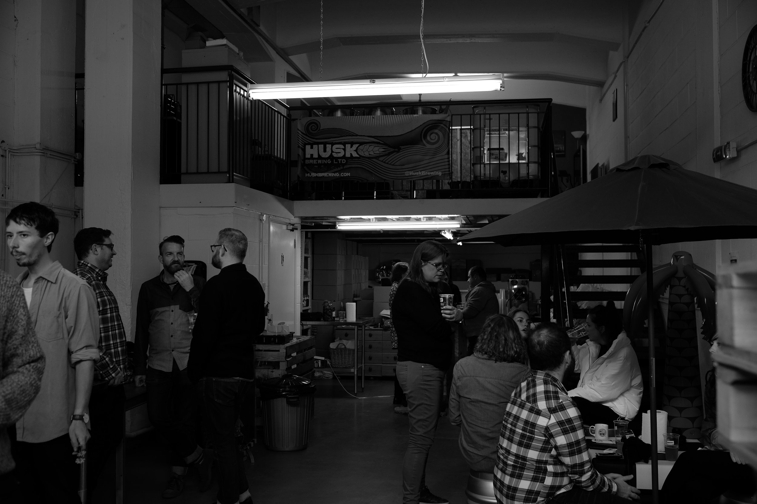 HUSK Brewing Brewery Taproom and Kitchen in Woolwich South East London Club Card 2.JPG