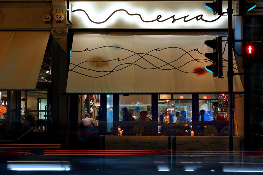 Esca Italian Restaurant in Clapham South West London Club Card 2.jpg