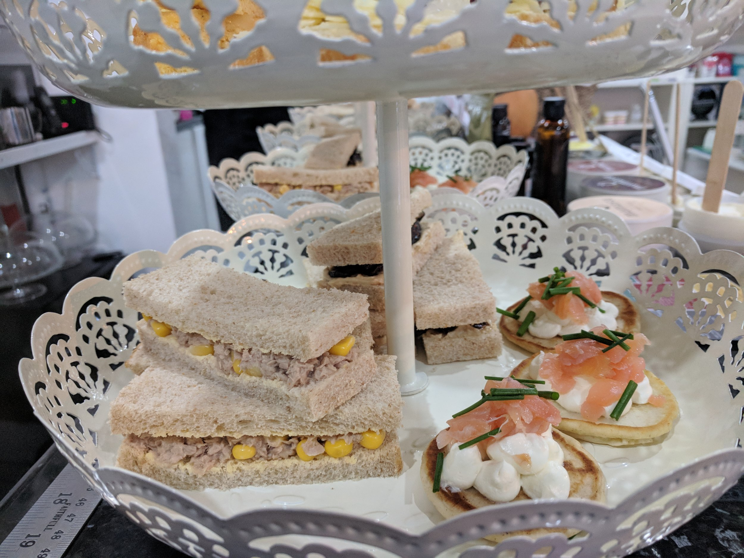 Essence of Cake shop, afternoon teas and parties in South Norwood South Lodon Club Card 1.jpg