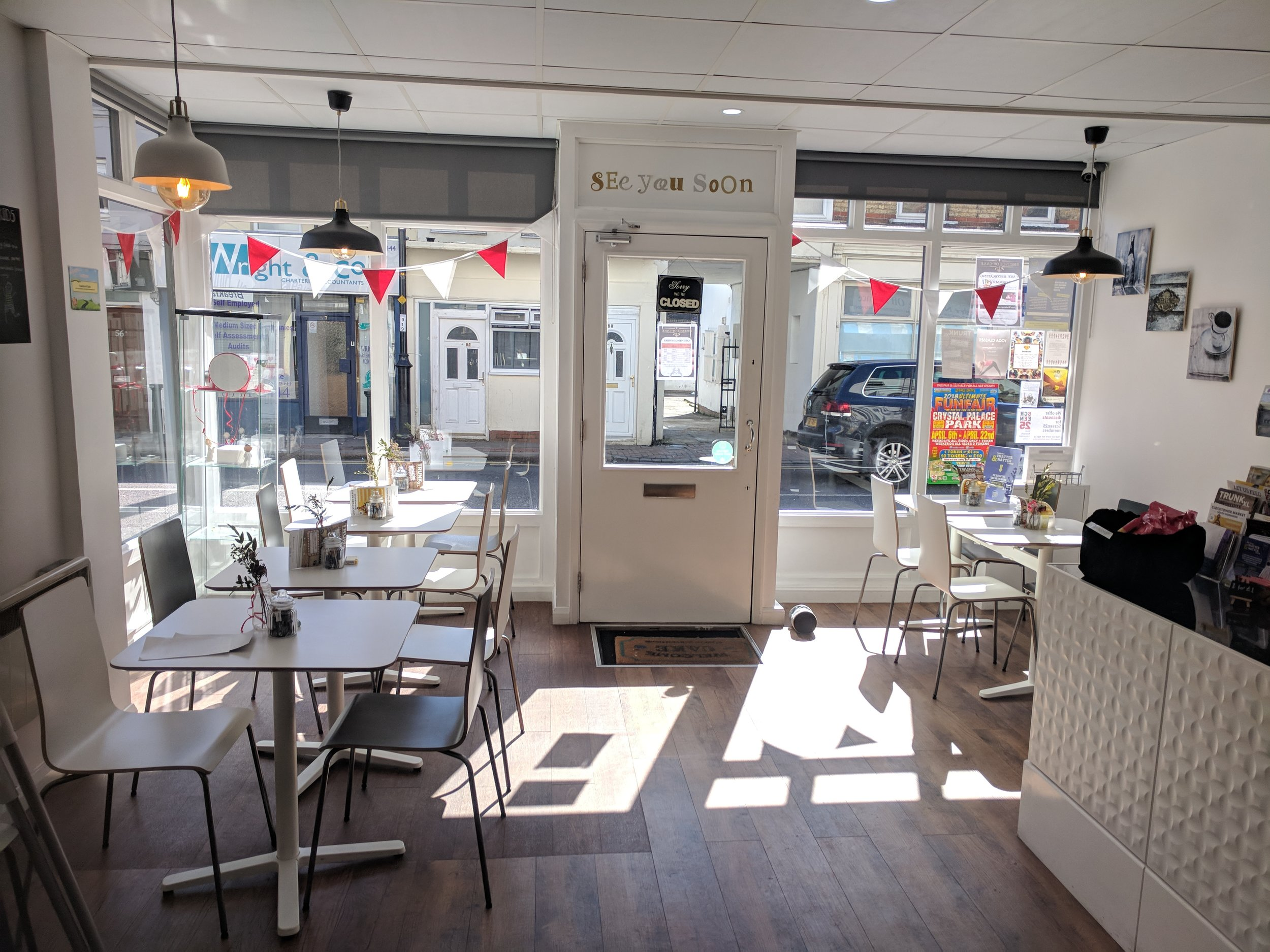 Essence of Cake shop, afternoon teas and parties in South Norwood South Lodon Club Card 8.jpg