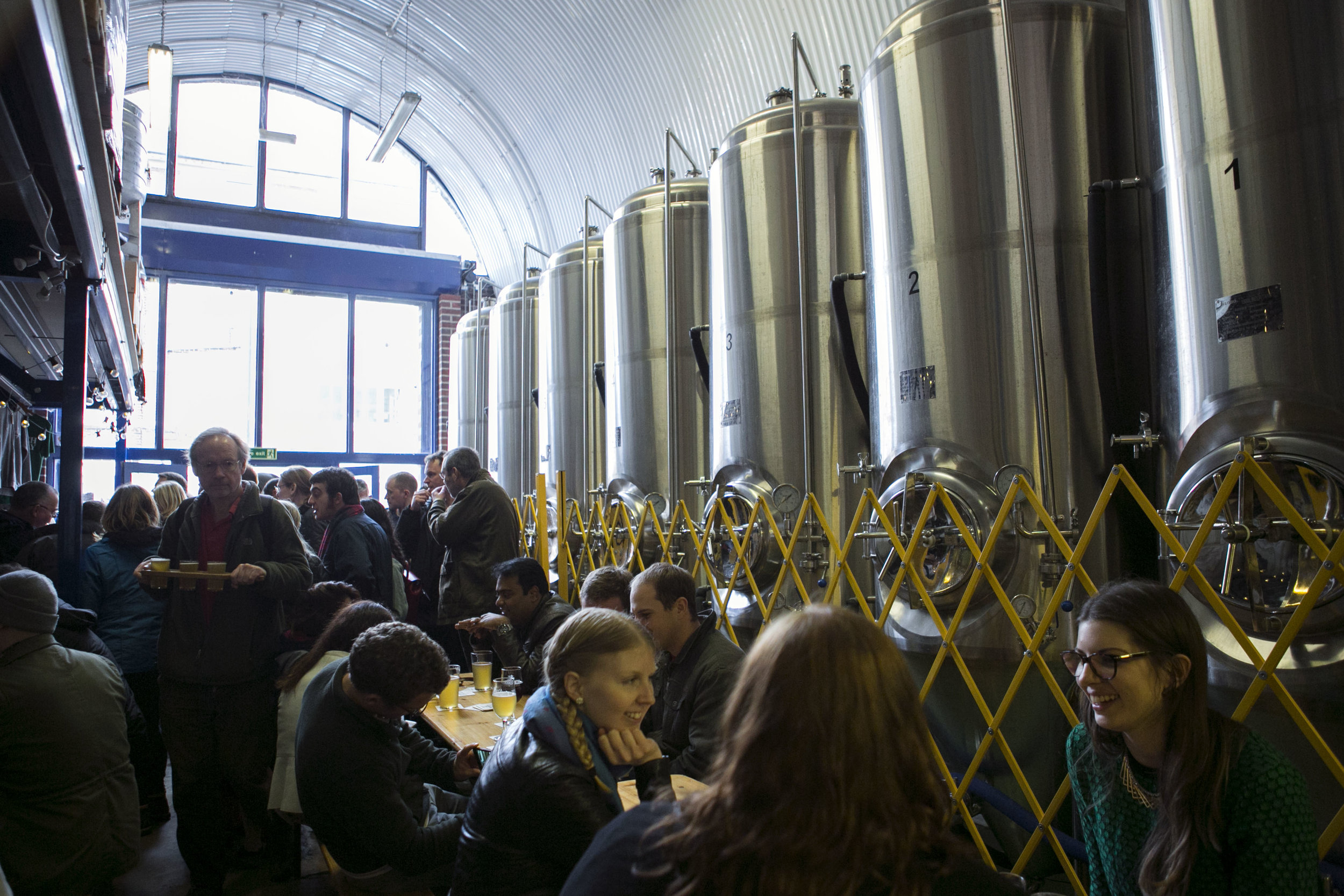 London Brewery Tours Brewery Tours in London South East London Club Card 9.jpg