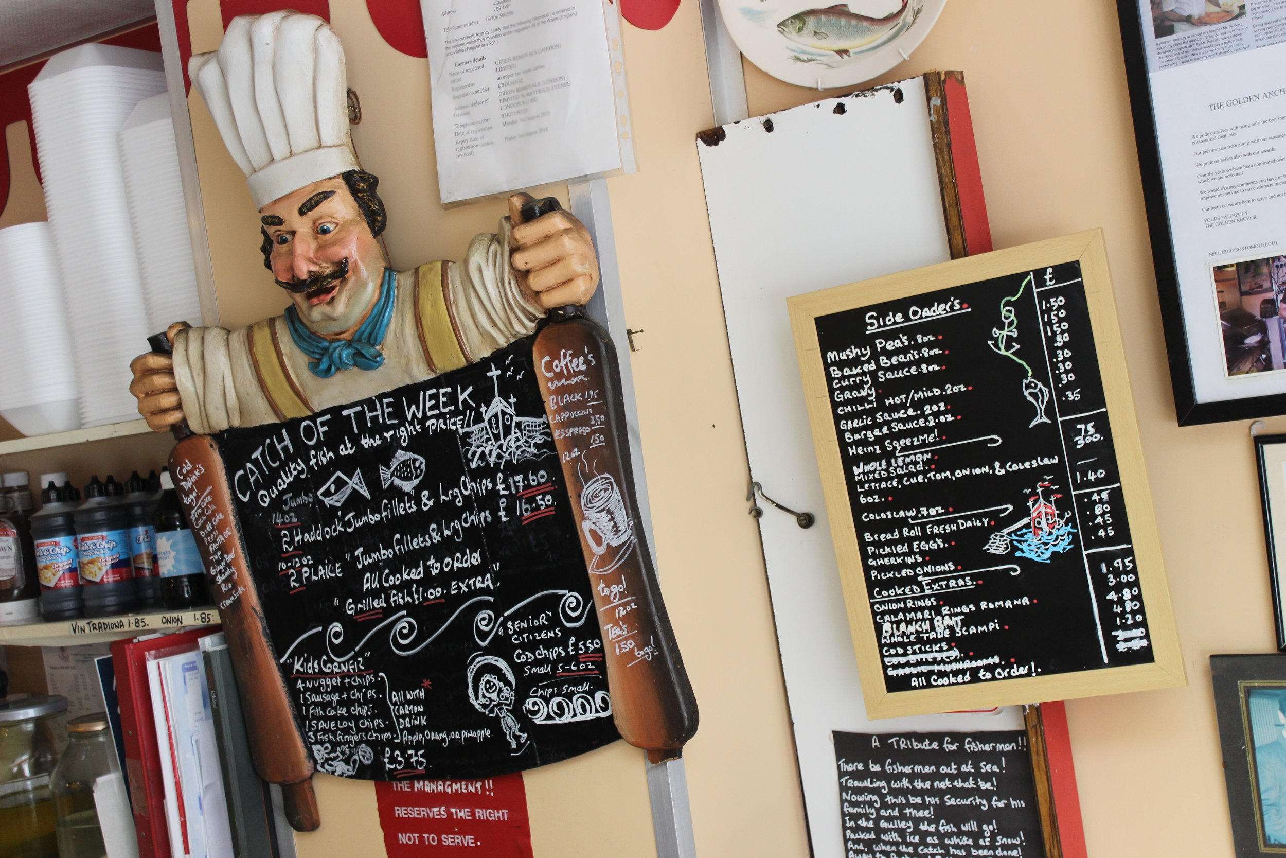 The Golden Anchor Fish & Chip Shop in Mitcham South West London Club Card 8.jpg