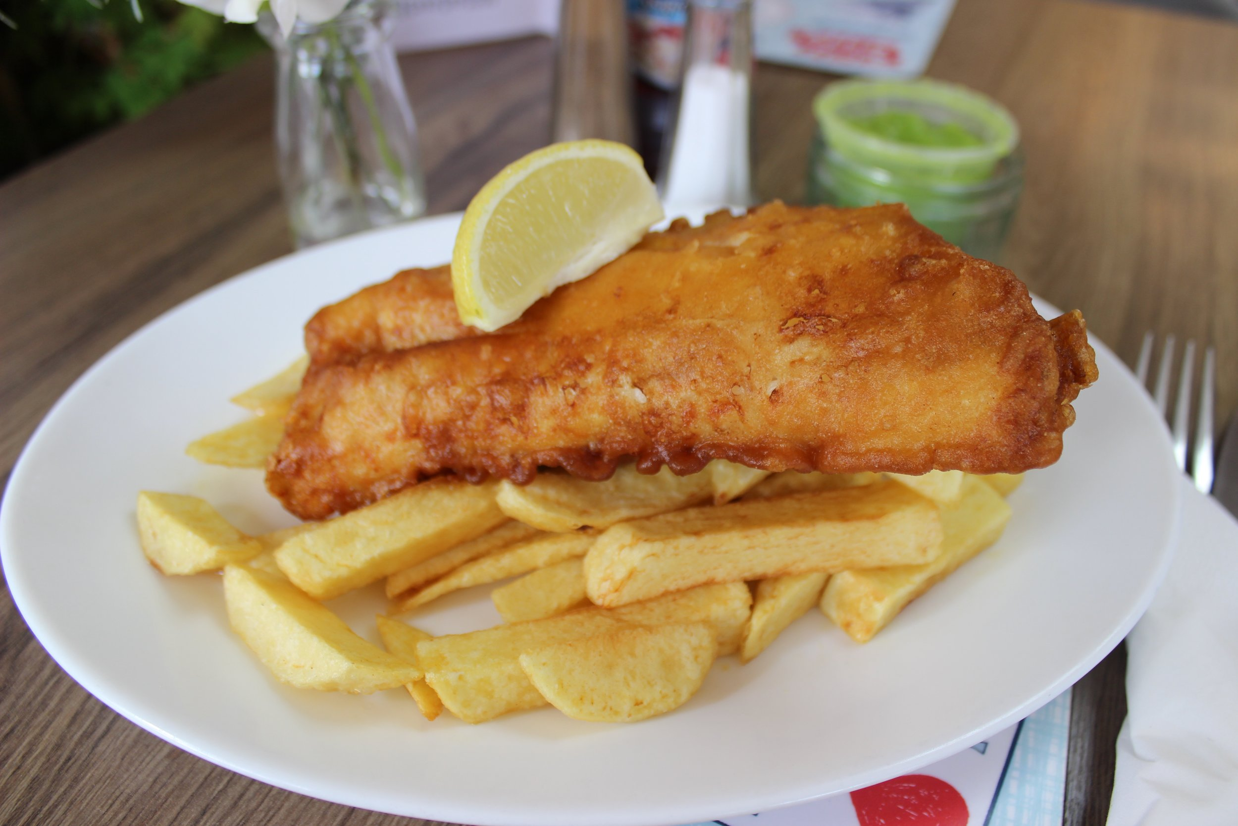 The Golden Anchor Fish & Chip Shop in Mitcham South West London Club Card 11.jpg