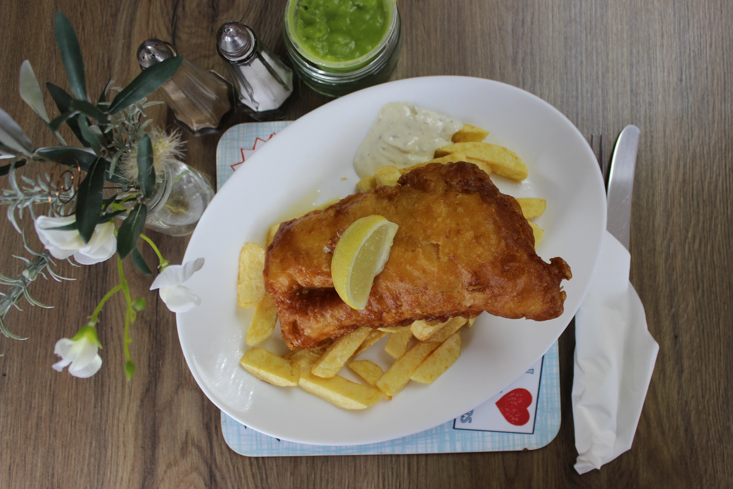 The Golden Anchor Fish & Chip Shop in Mitcham South West London Club Card 12.jpg