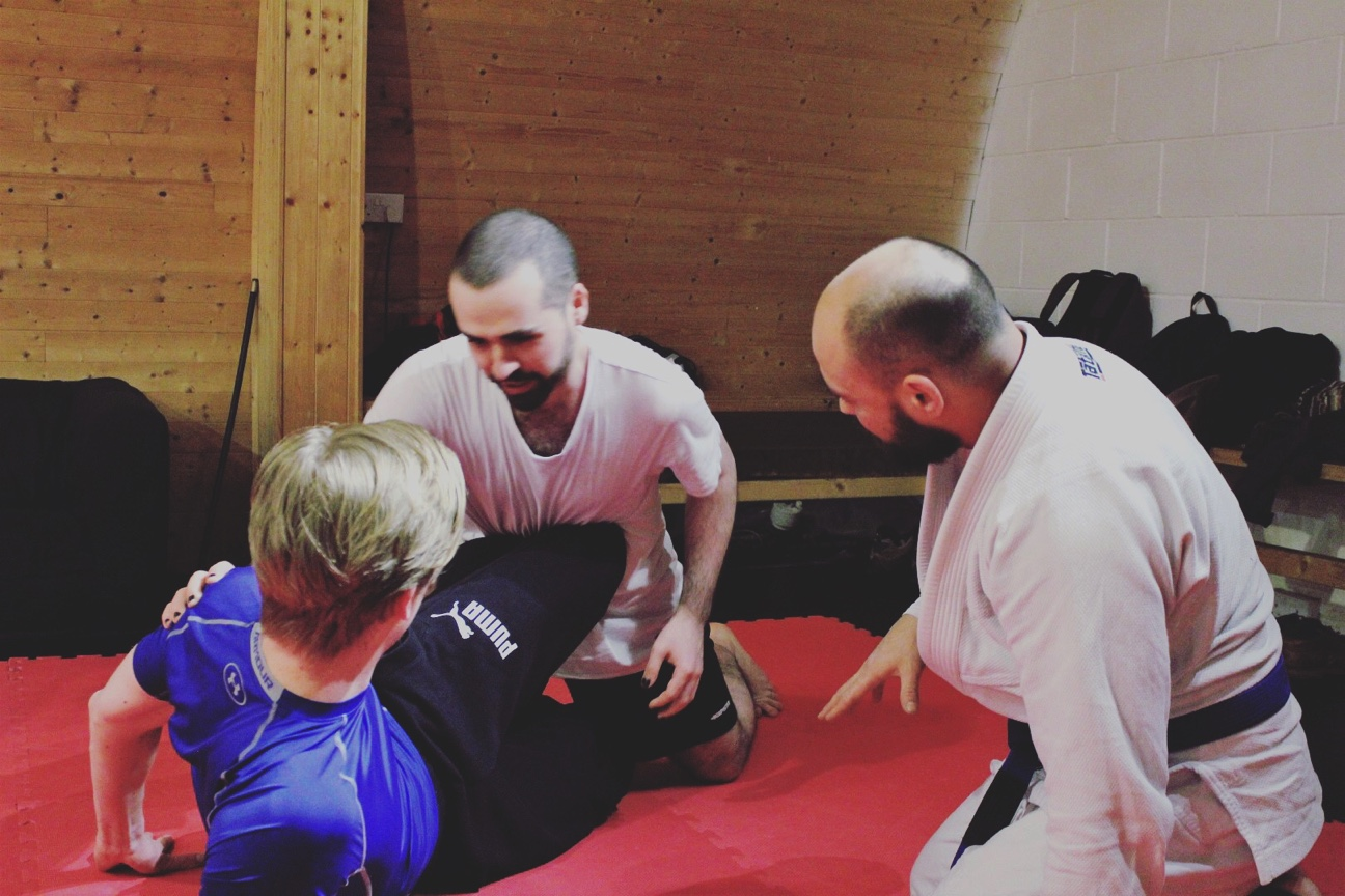 Wave Brazilian Jiu Jitsu school in Elephant And Castle South East London Club Card 2.JPG