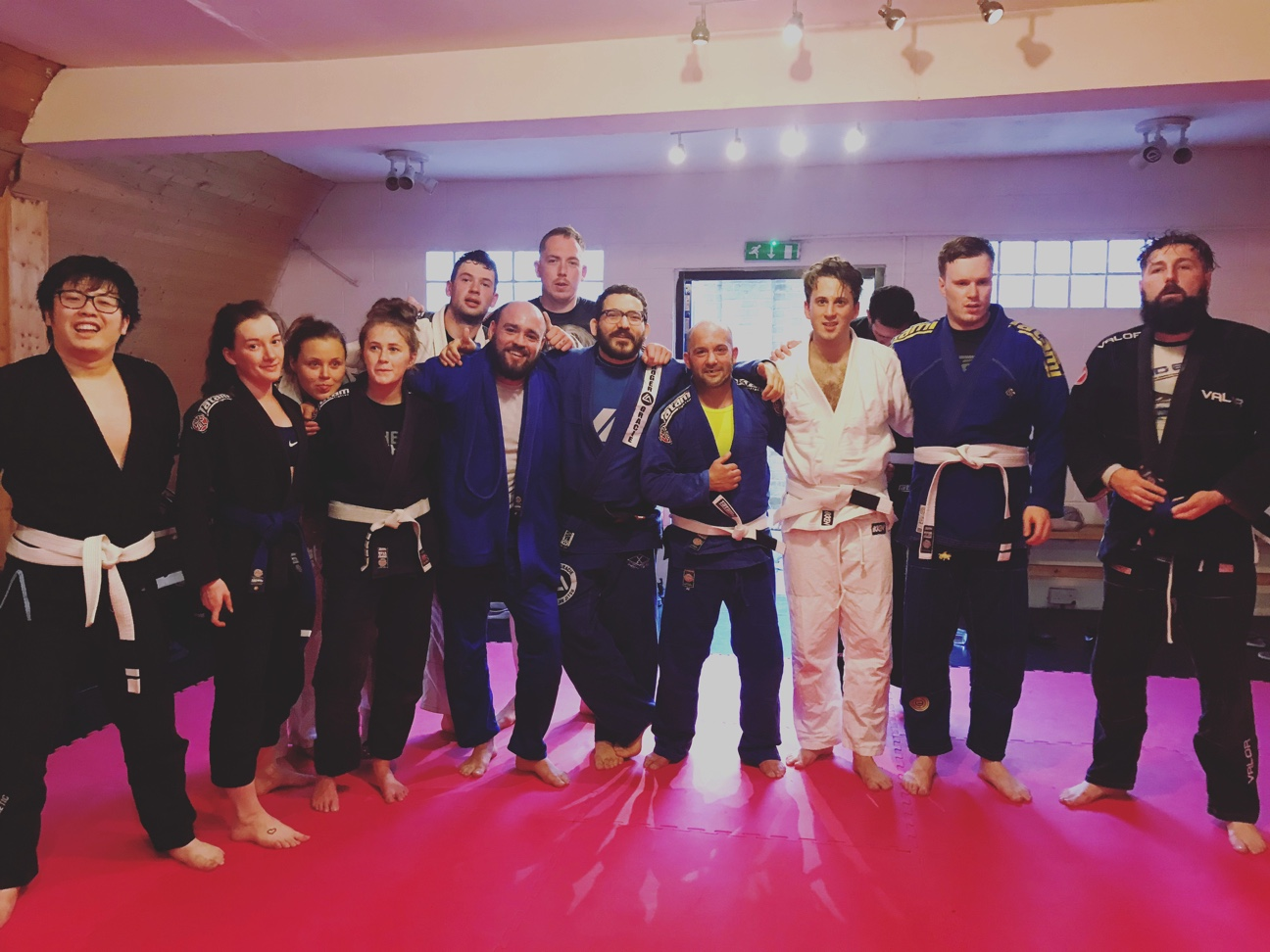 Wave Brazilian Jiu Jitsu school in Elephant And Castle South East London Club Card 4.JPG