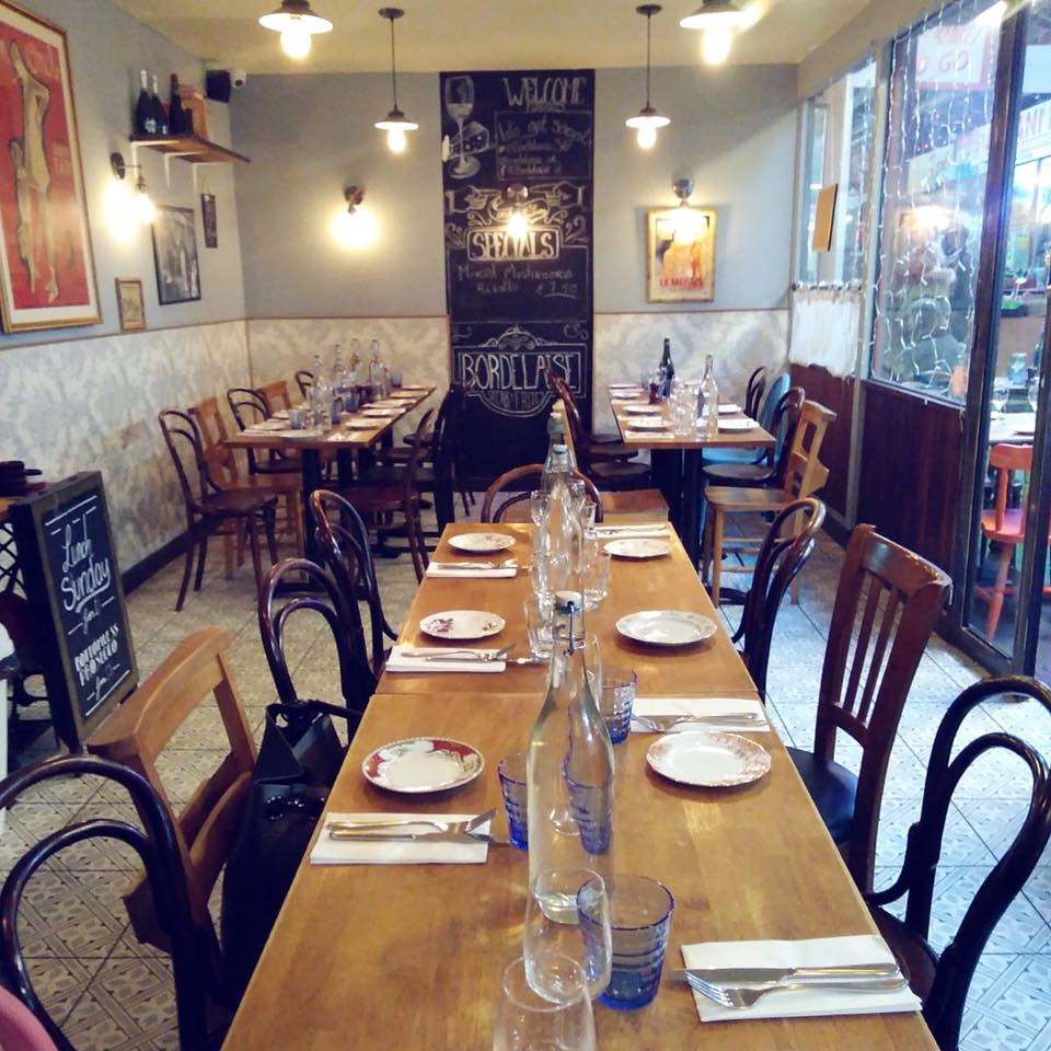 Bordelaise French Bistro in Tooting South East London Club Card 8.jpg
