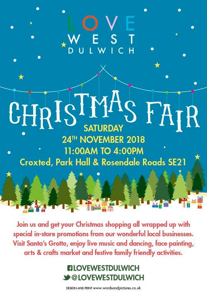 West Dulwich Christmas Market
