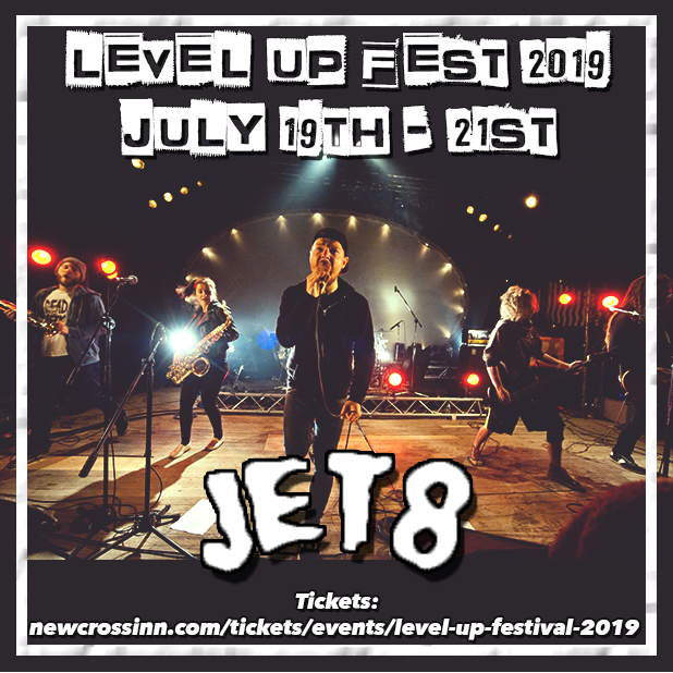 level up festival new cross south london club