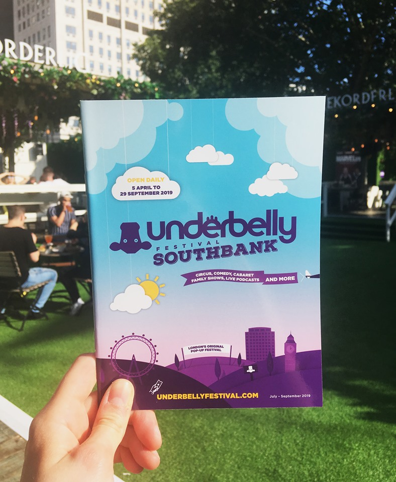 underbelly festival southbank south london club