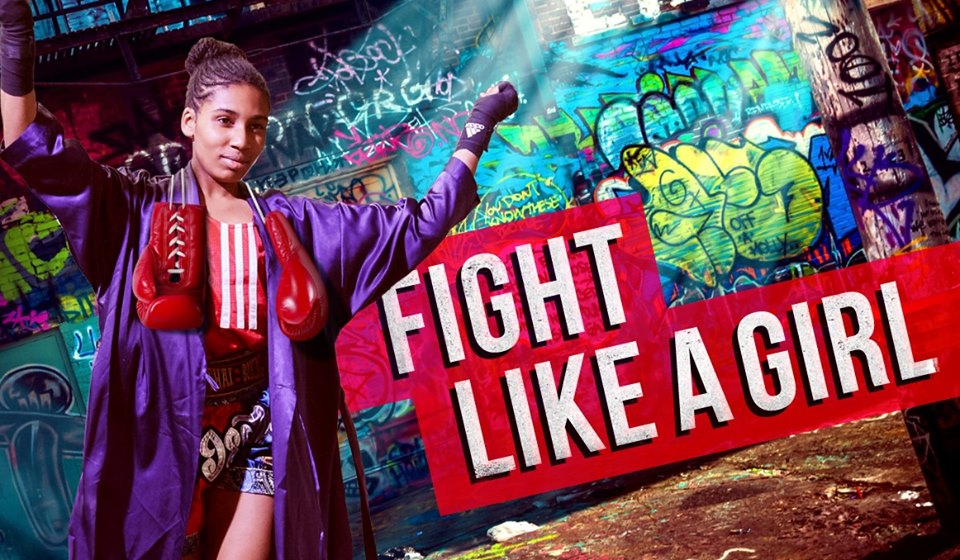 fight like a girl musical south london club