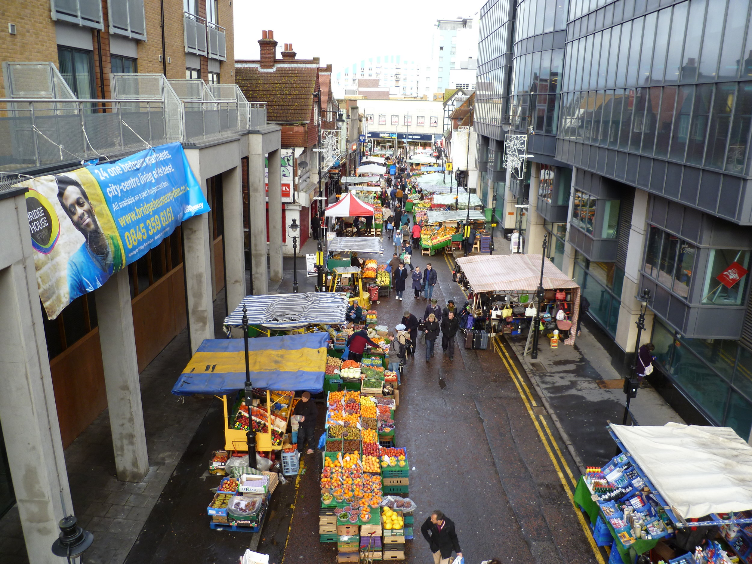 surrey street market south london club