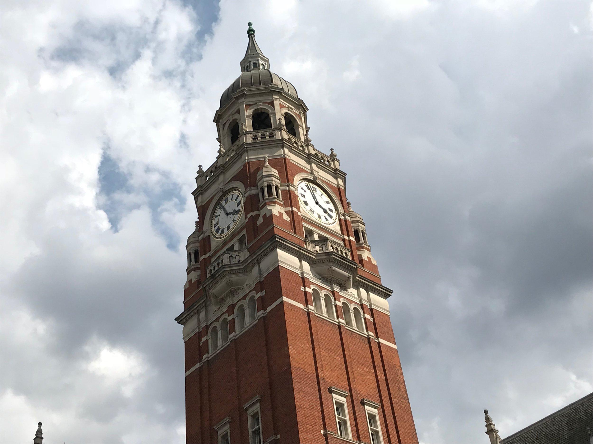 croydon clock tower south london club