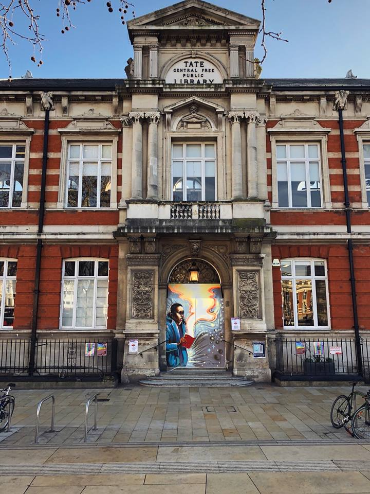 brixton library south london club