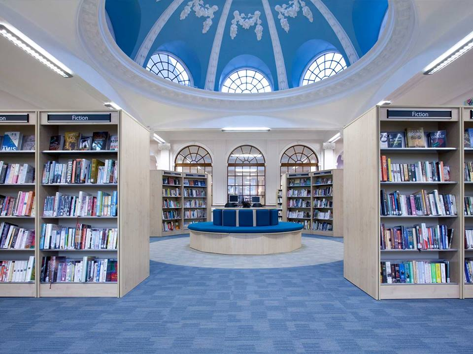 west greenwich library south london club