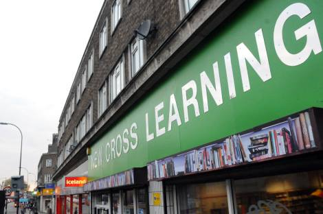 new cross learning library south london club