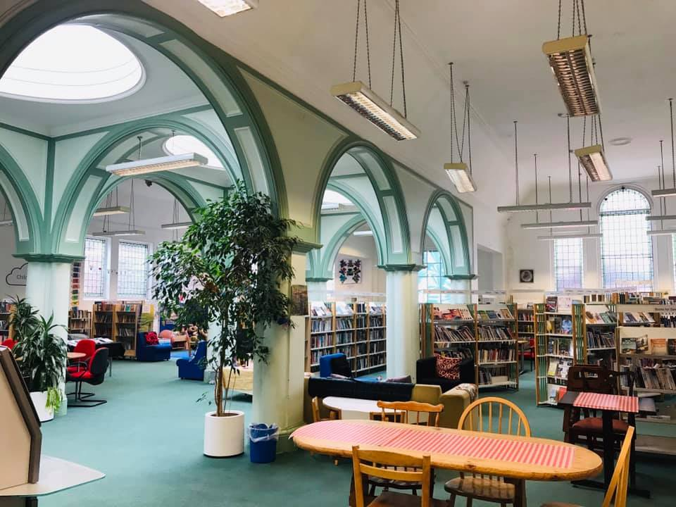sydenham library south london club