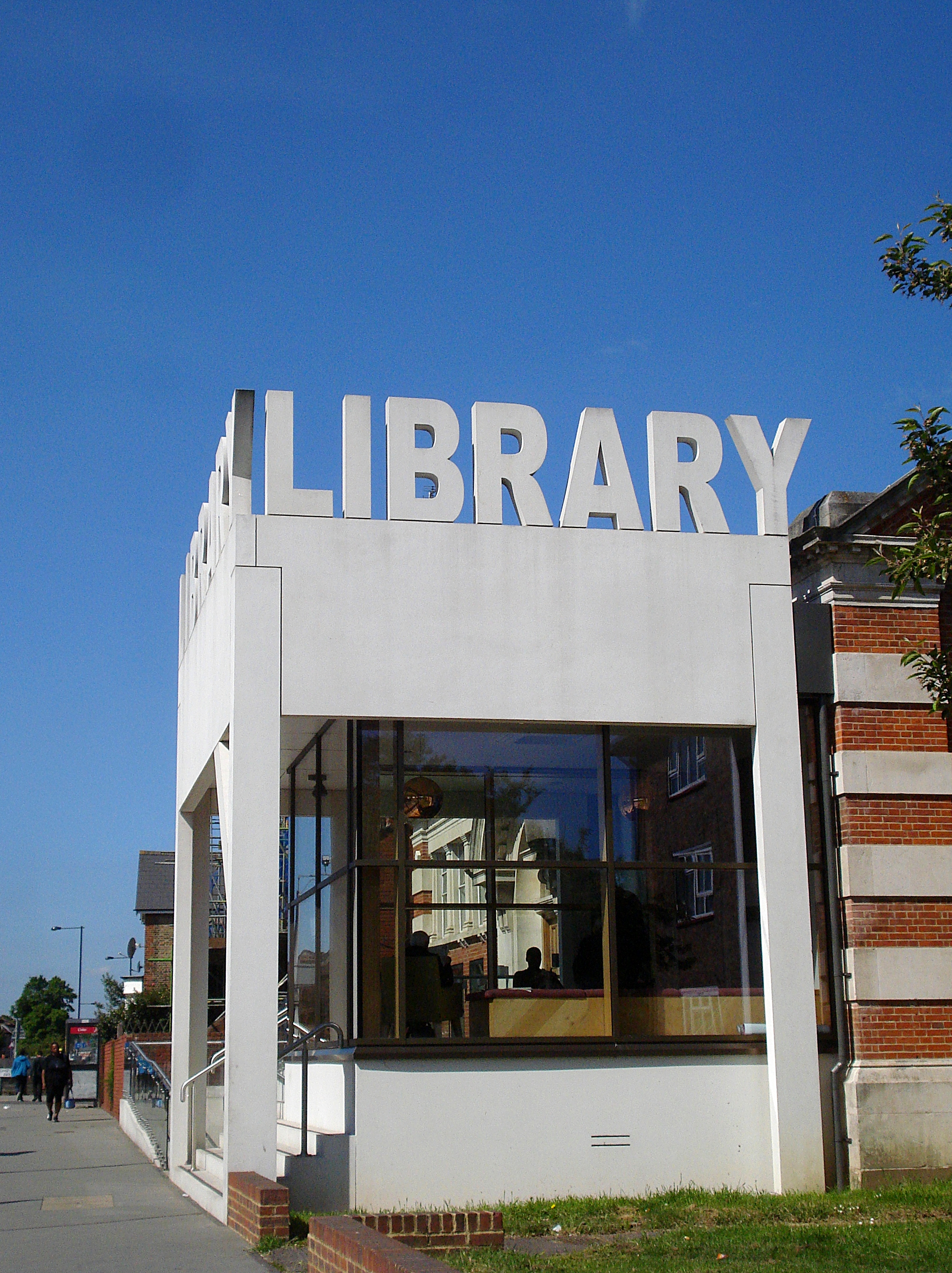 thornton heath library south london club