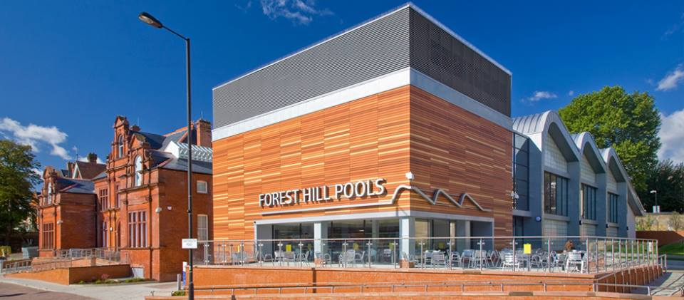 forest hill pools south london club