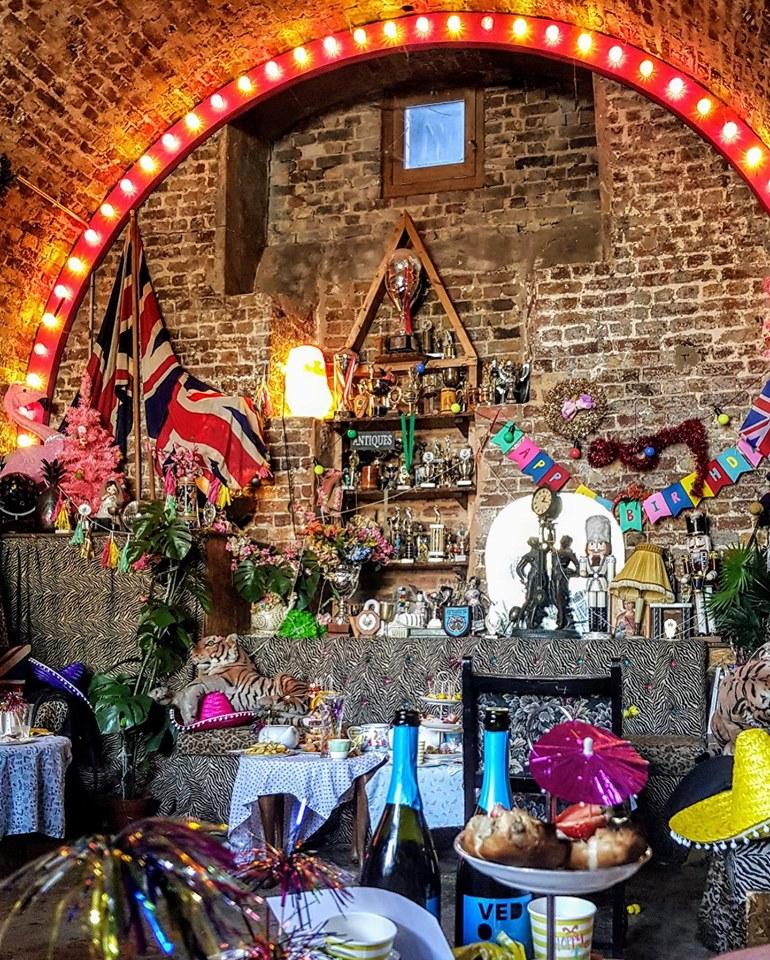 little nan's bar south london club