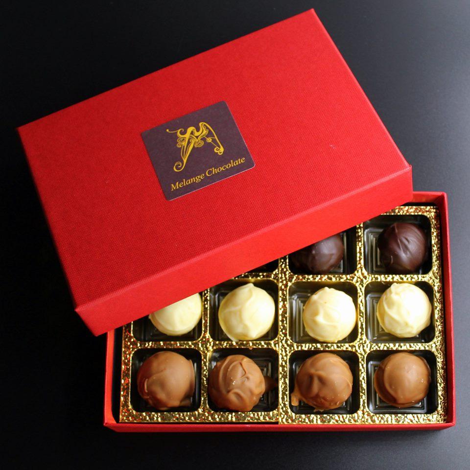 melange chocolate south london club
