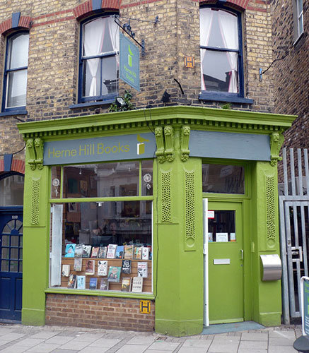 herne hill books south london club