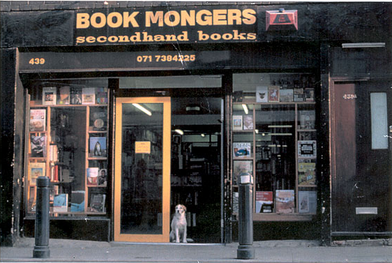book mongers south london club