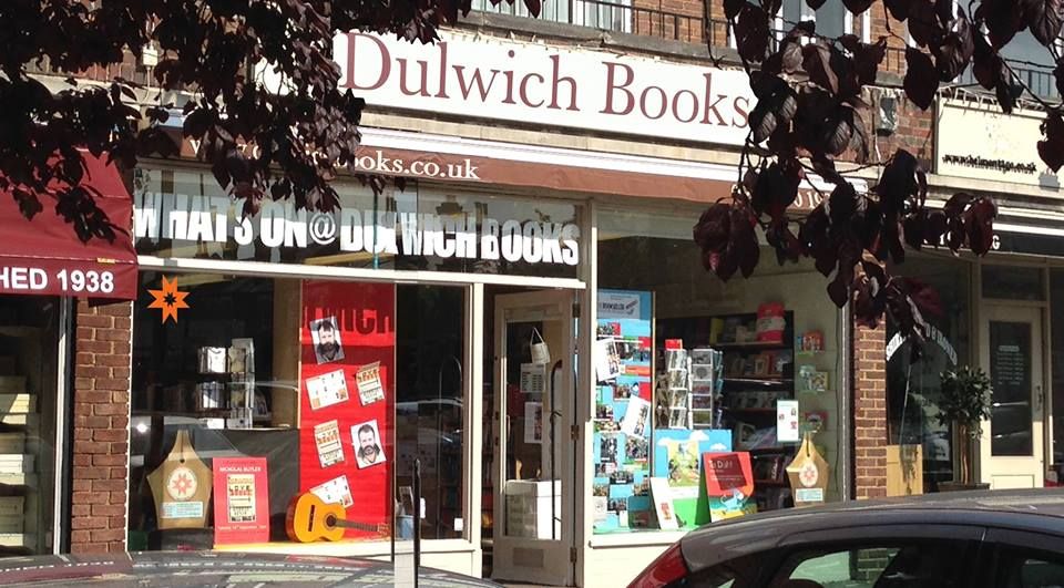 dulwich books south london club