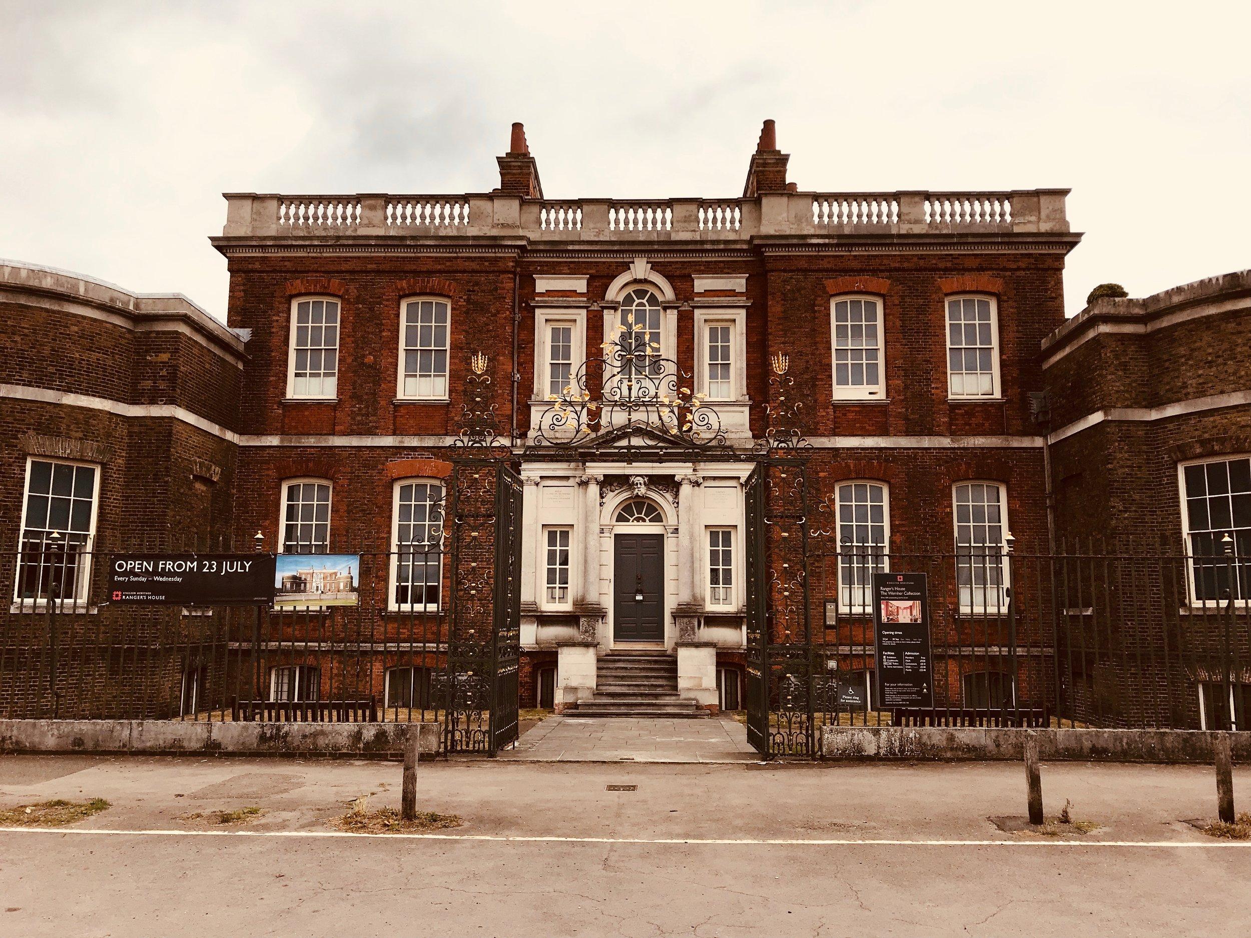 ranger's house south london club