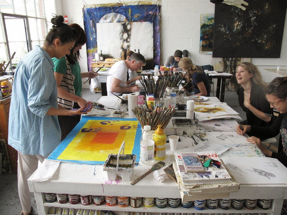 london art classes south london club