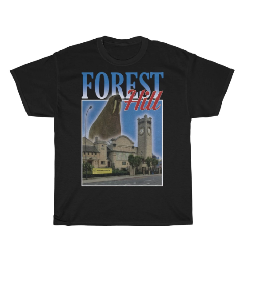 Forest Hill 90s Style Unisex T-Shirt -