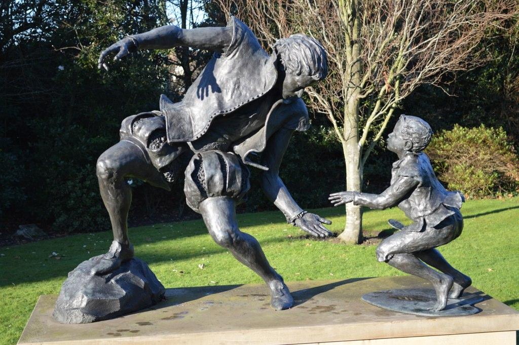 alleyn statue south london club