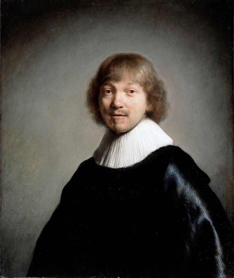 Portrait of Jacob de Gheyn III south london club