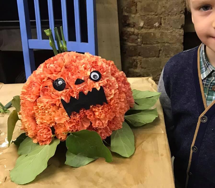petals of beckenham halloween south london club