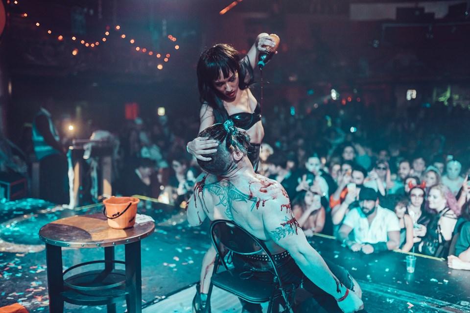 hollywood horror clapham south london club