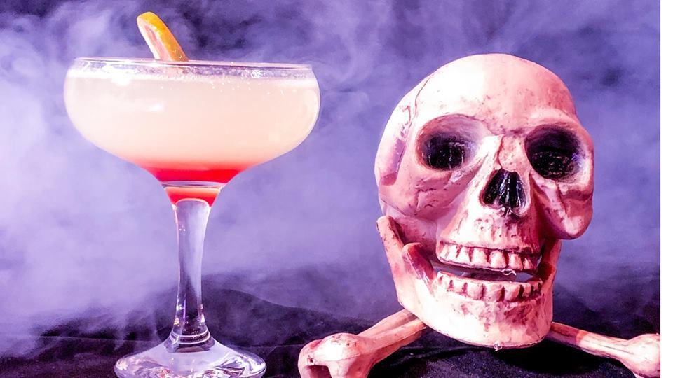 spook halloween south london club