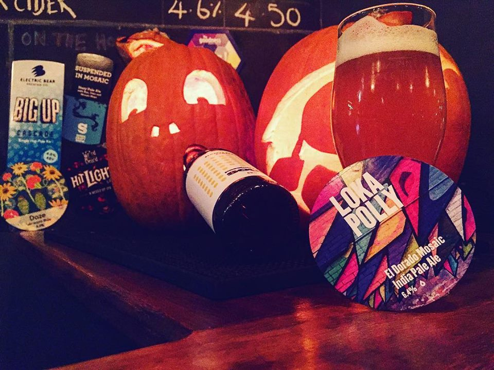 halloween pub quiz south london club