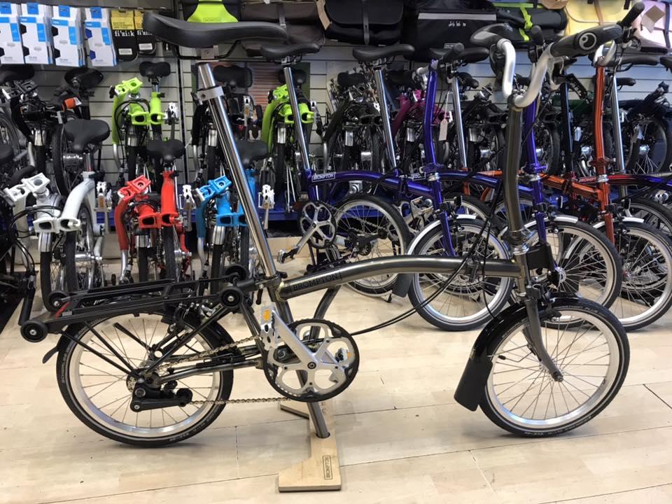 compton cycles south london club