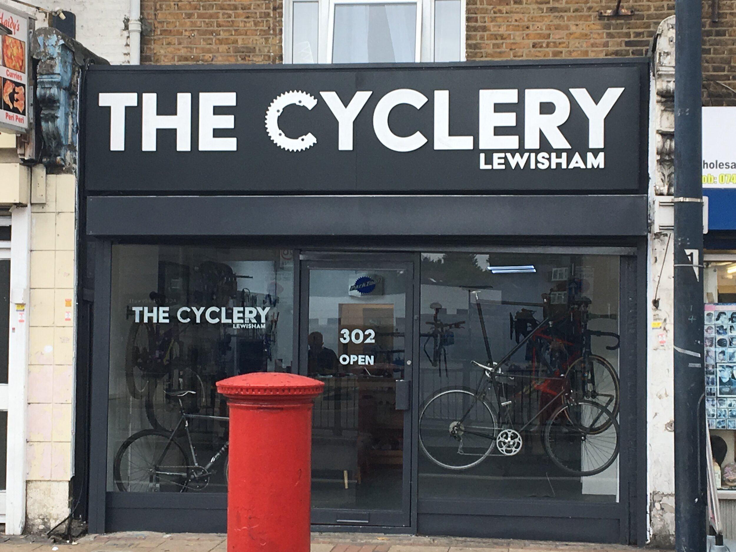 the cyclery south london club