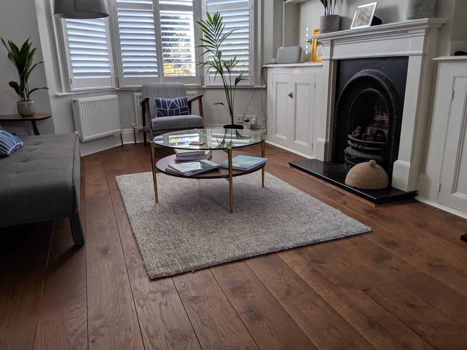 wooden floors south london club