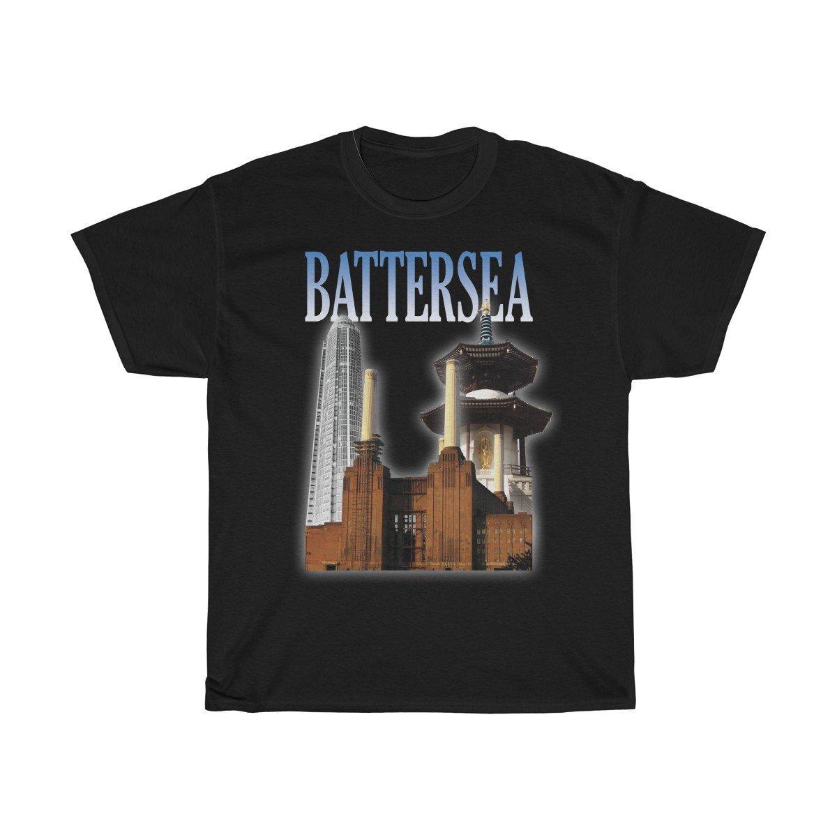 Battersea 90s Style Unisex T-Shirt -