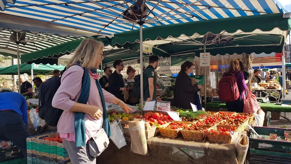 blackheath farmers market south london club