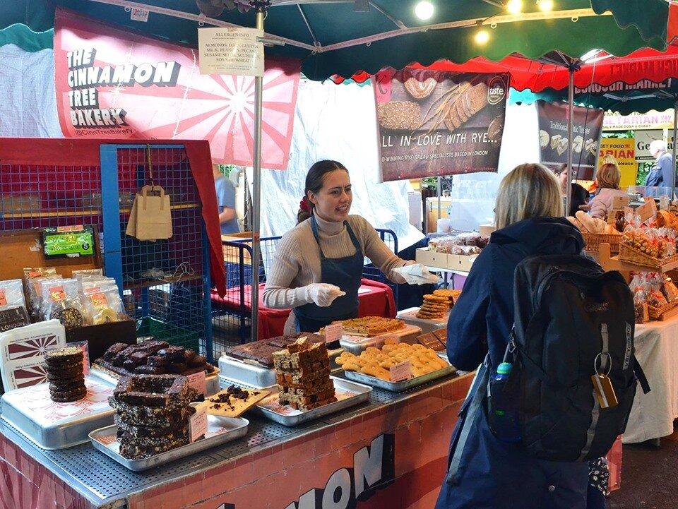 borough market south london club