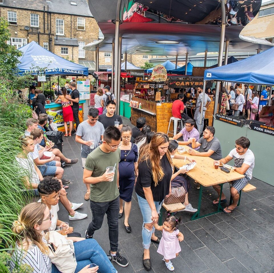 greenwich market south london club