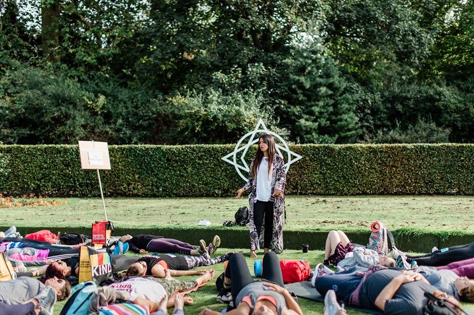 sadhana yoga south london club