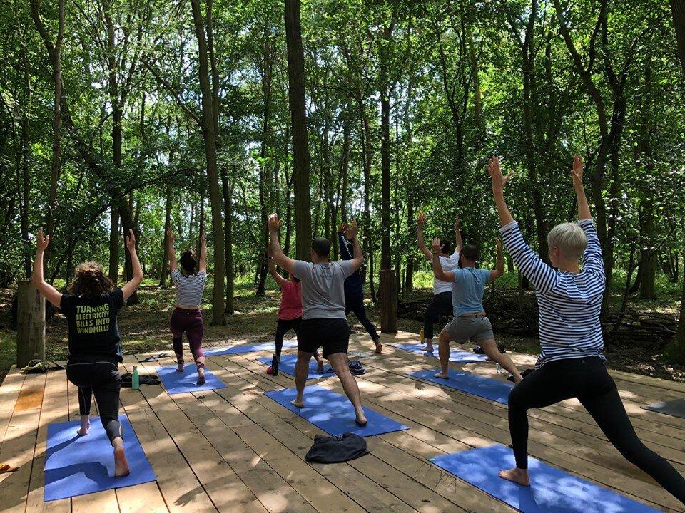 brixton yoga south london club