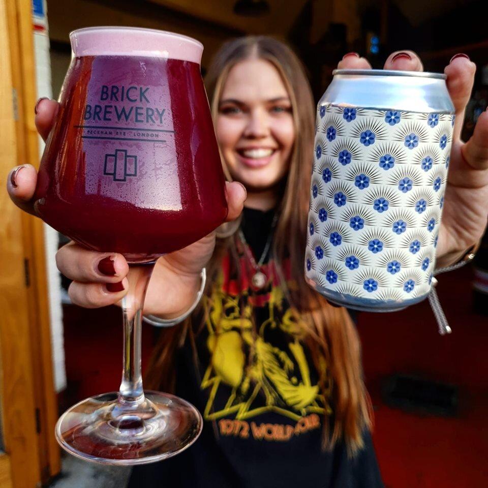 brick brewery south london club