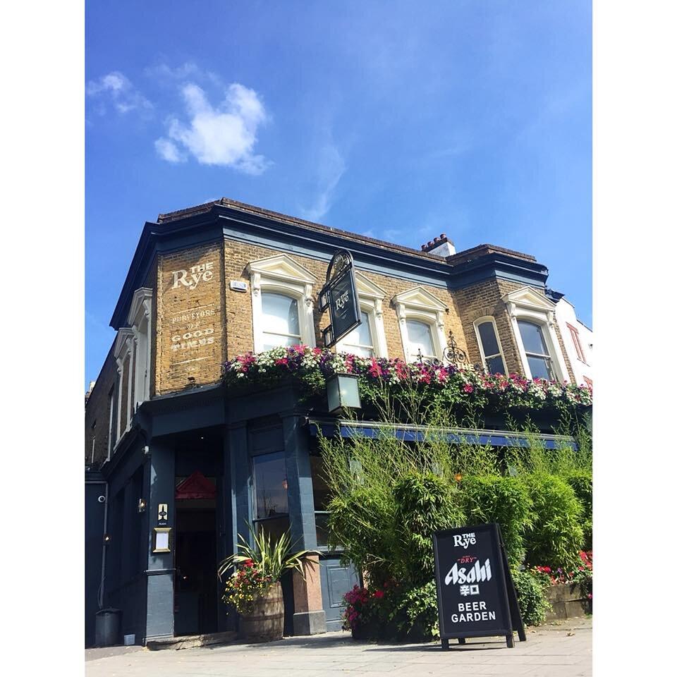 the rye south london club