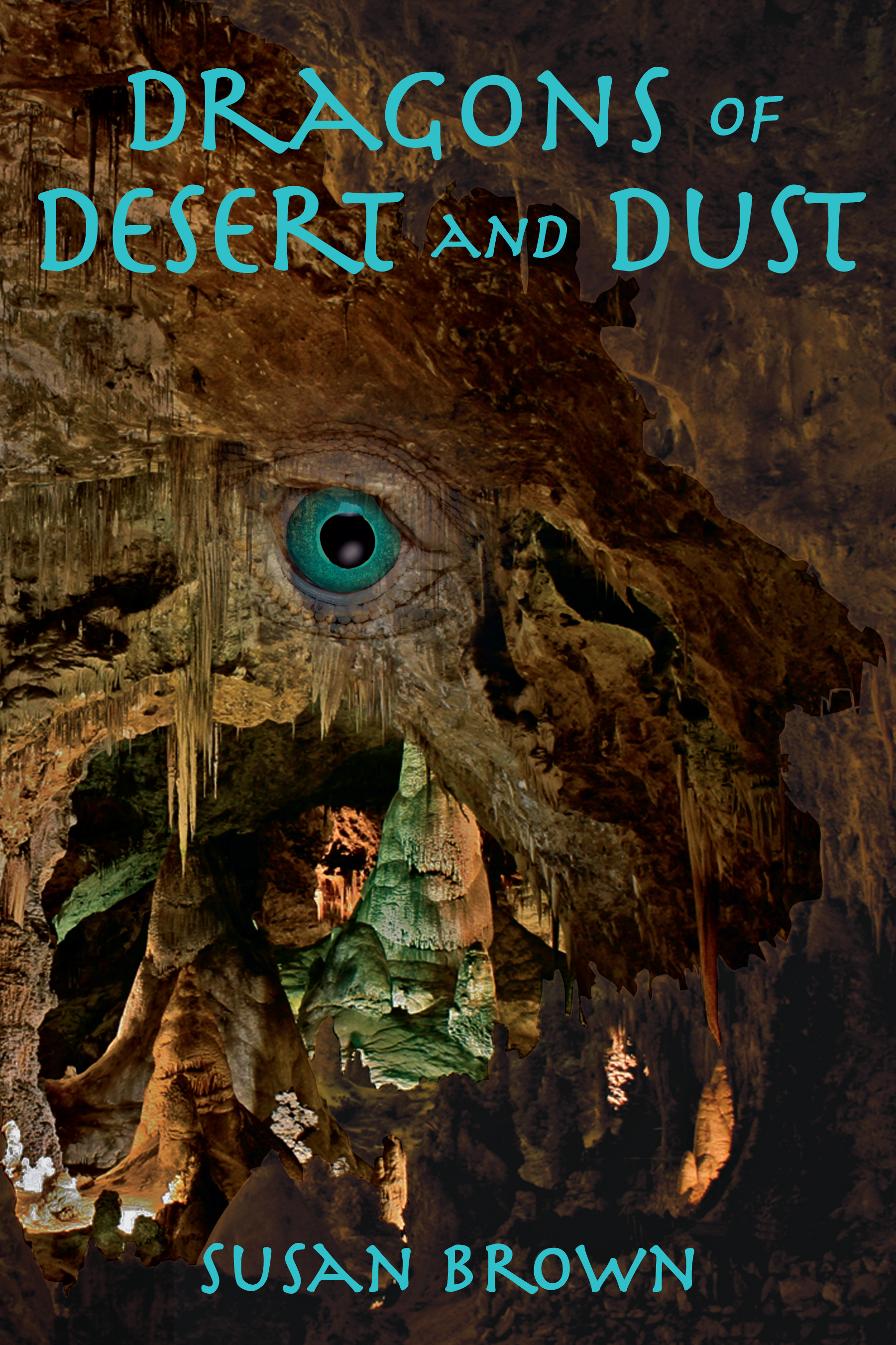 Dragons of Desert and Dust Susan Brown