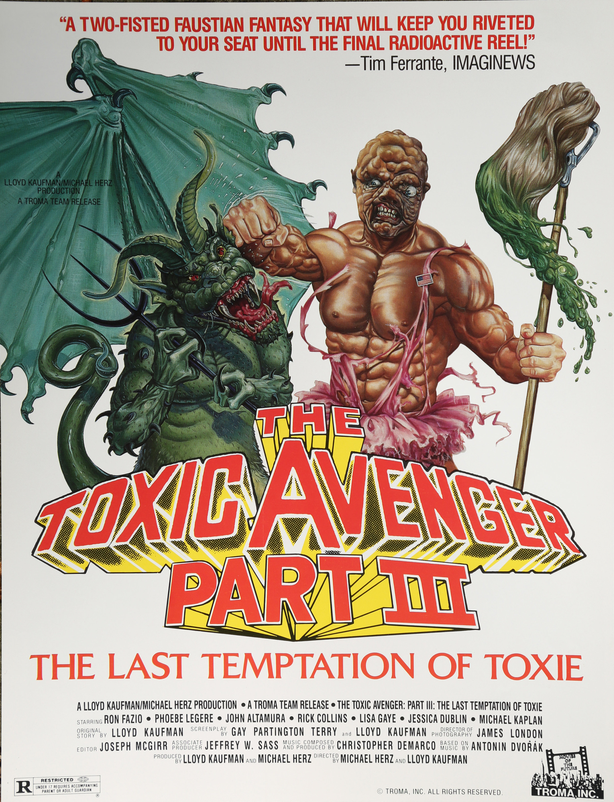 The Toxic Avenger Part 3